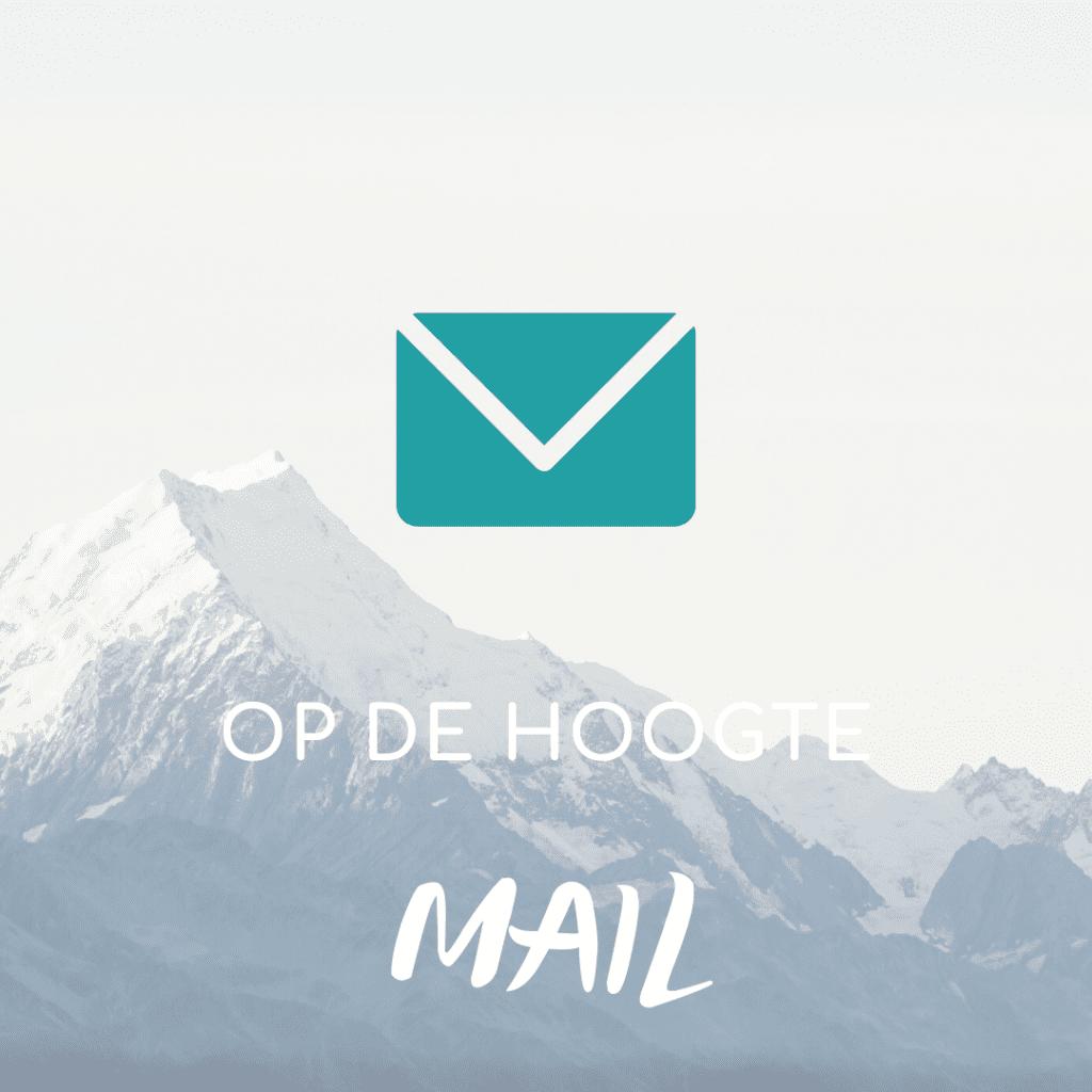 nieuwsbrief contact